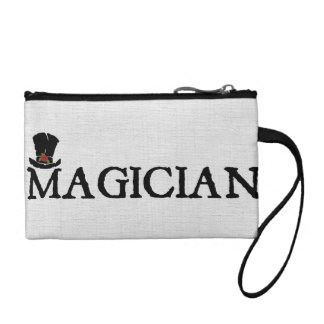Magician and Hat Change Purse
