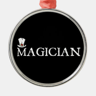 Magician and Hat Ornament
