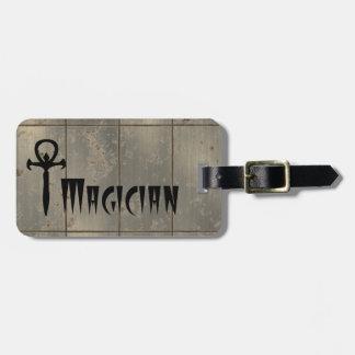 Magician Bag Tag