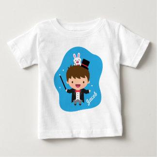 Magician Boy Magic Bunny Trick For Babies Baby T-Shirt