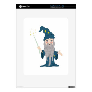 Magician Decals For The iPad