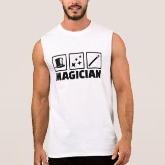 Magician equipment sleeveless tees