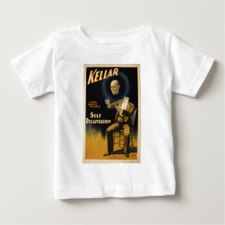 Magician Harry Kellar - self Decapitation Trick Baby T-Shirt