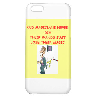 magician joke cover for iPhone 5C