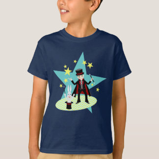 Magician kid birthday party T-Shirt