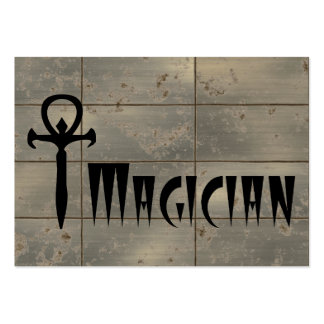 Magician Large Business Card