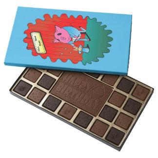 Magician PiGgy! Assorted Chocolates