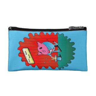 Magician PiGgy! Cosmetic Bag