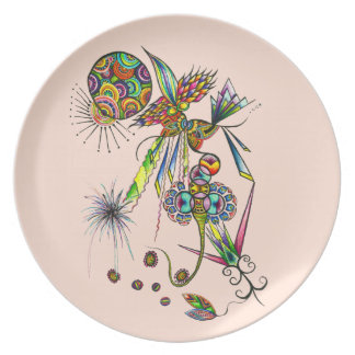 Magician - plate psychedelic fantasy funky