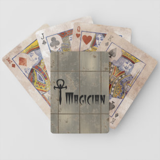 Magician Poker Cards