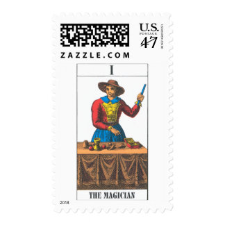 magician postage