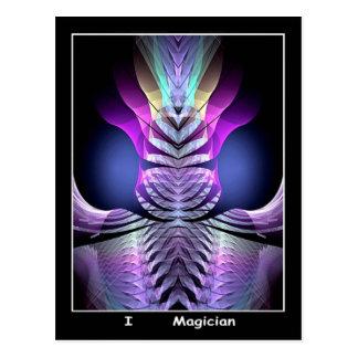 Magician Post Card