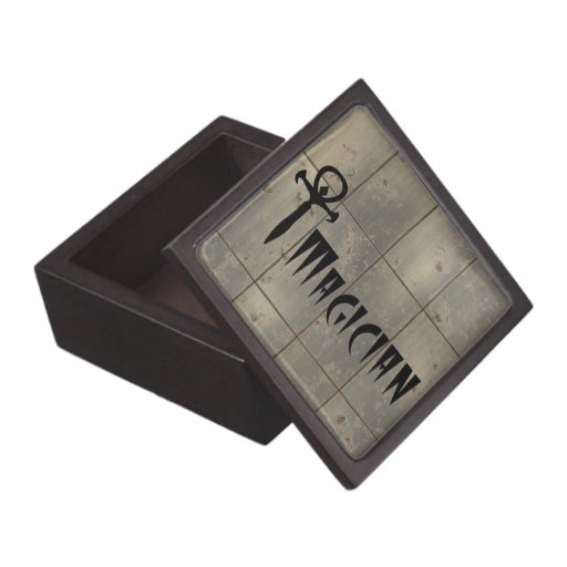 Magician Premium Trinket Boxes