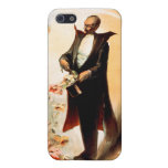 Magician pulling roses out of top hat, c.1892 case for iPhone 5