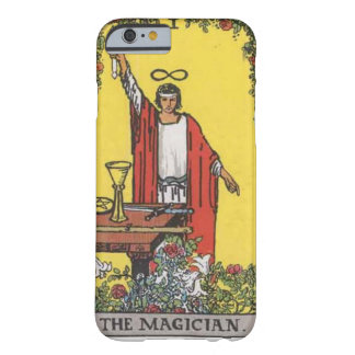 Magician tarot card image barely there iPhone 6 case