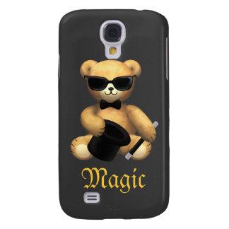 Magician Teddy Bear - Magic Galaxy S4 Case