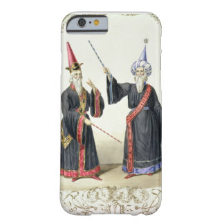 Magicians at the Carnival in Berlin, 1836 (colour Barely There iPhone 6 Case