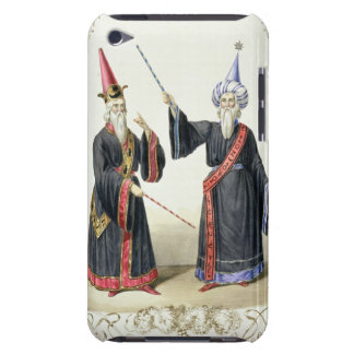 Magicians at the Carnival in Berlin, 1836 (colour iPod Case-Mate Case