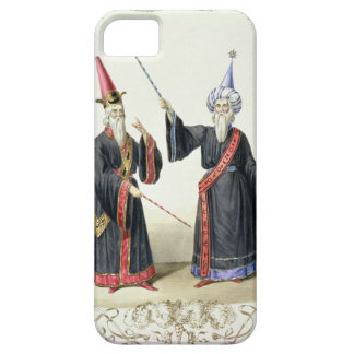 Magicians at the Carnival in Berlin, 1836 (colour iPhone SE/5/5s Case