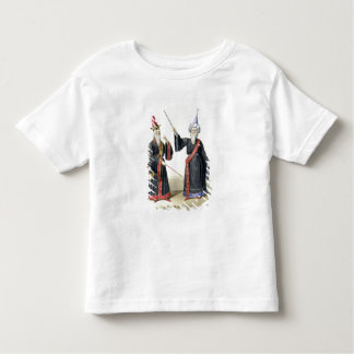 Magicians at the Carnival in Berlin, 1836 (colour Toddler T-shirt