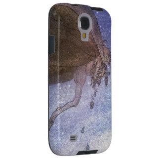 Magicians Cape John Bauer Fairy Tale Illustration Galaxy S4 Case