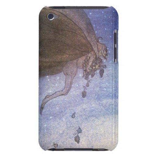 Magicians Cape John Bauer Fairytale Illustration iPod Touch Covers
