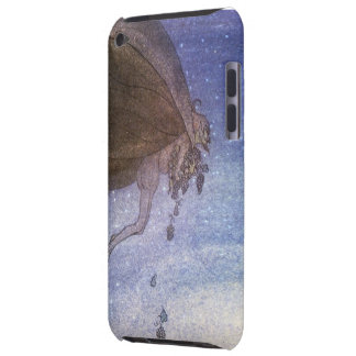 Magicians Cape John Bauer Fairytale Illustration iPod Touch Cover