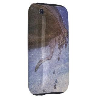 Magicians Cape John Bauer Fairytale Illustration Tough iPhone 3 Cover