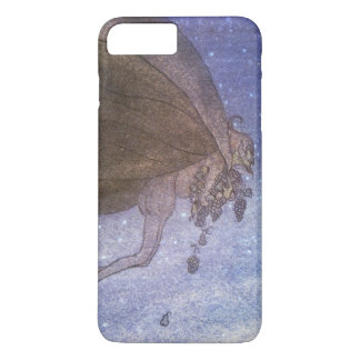Magicians Cape John Bauer Swedish Fairytale iPhone 8 Plus/7 Plus Case