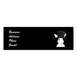 Magicians Friend :) Double-Sided Mini Business Cards (Pack Of 20)