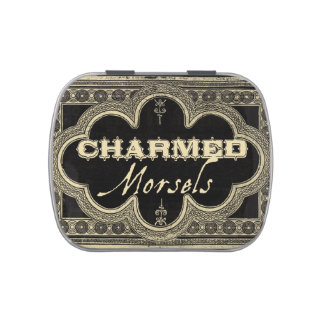 Magick - Charmed Morsels Candy Tins