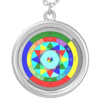 Magick Elements Medallion Pendant