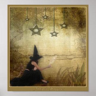 Magick Happens Poster