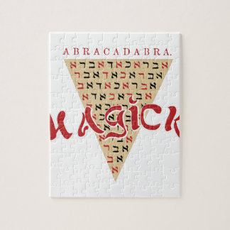 Magick Jigsaw Puzzle