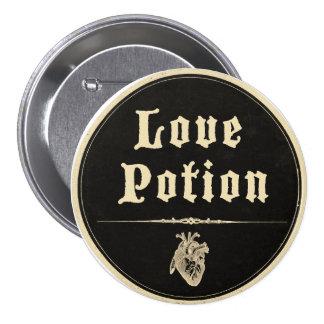 Magick - Love Potion Pins