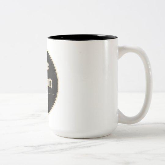 Magick - Love Potion Two-Tone Coffee Mug