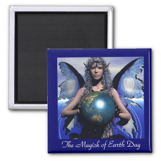 Magick of EarthDay Magnet