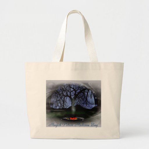 Magick Potion Medicine Bag