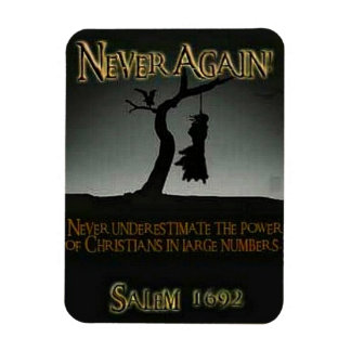 Magick - Salem Trials Magnet