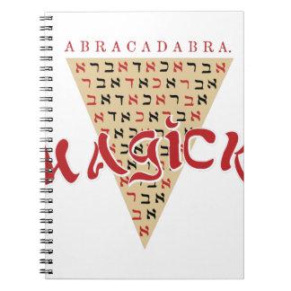 Magick Spiral Notebook