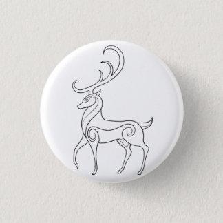 Magick - Stag Button
