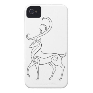 Magick - Stag iPhone 4 Cover