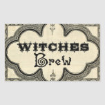 Magick - Witch's Brew Rectangle Sticker