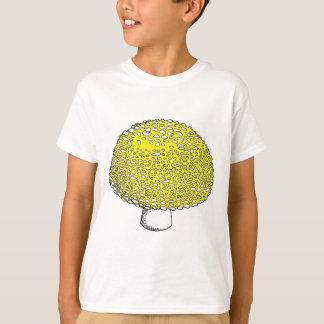 Magick Yellow Mushroom T-Shirt