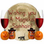 Magickal Samhain Cut Outs