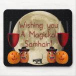 Magickal Samhain Mouse Pads