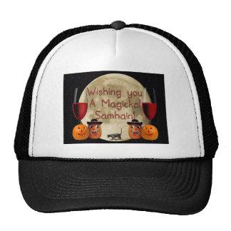Magickal Samhain Trucker Hat
