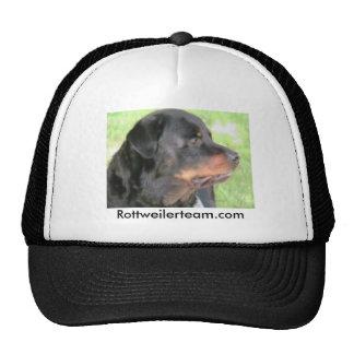 Magicks profile, Rottweilerteam.com Mesh Hats