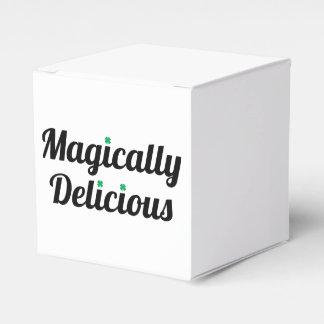 Mágico delicioso caja para regalo de boda