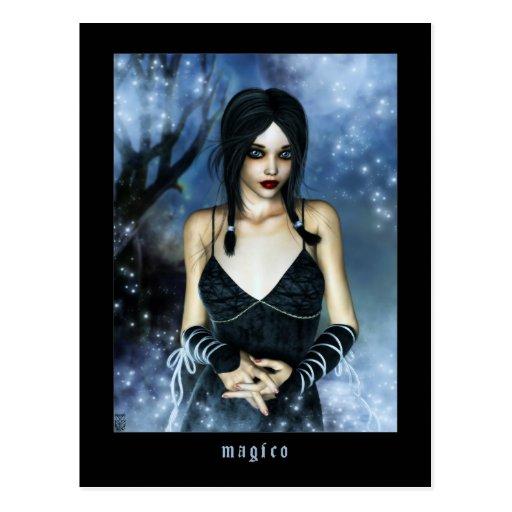 Magico Post Card